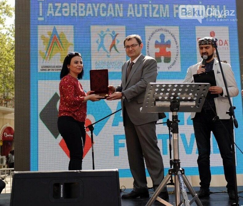 Bakıda birinci Azərbaycan autizm festivalı keçirildi - FOTO, fotoşəkil-6