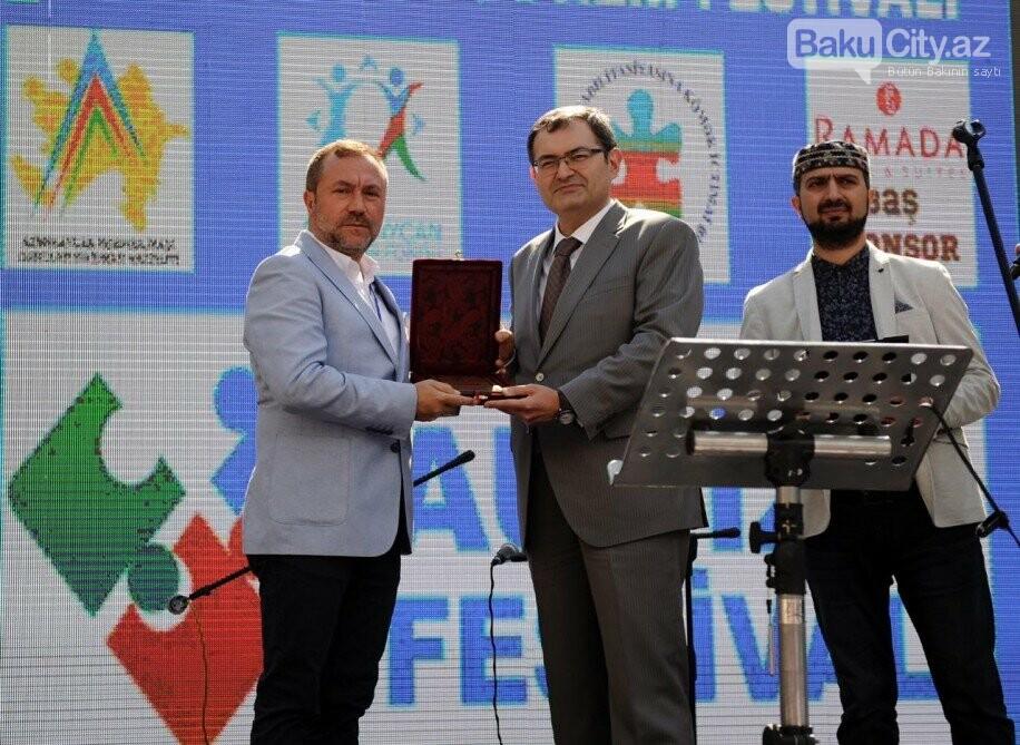 Bakıda birinci Azərbaycan autizm festivalı keçirildi - FOTO, fotoşəkil-8