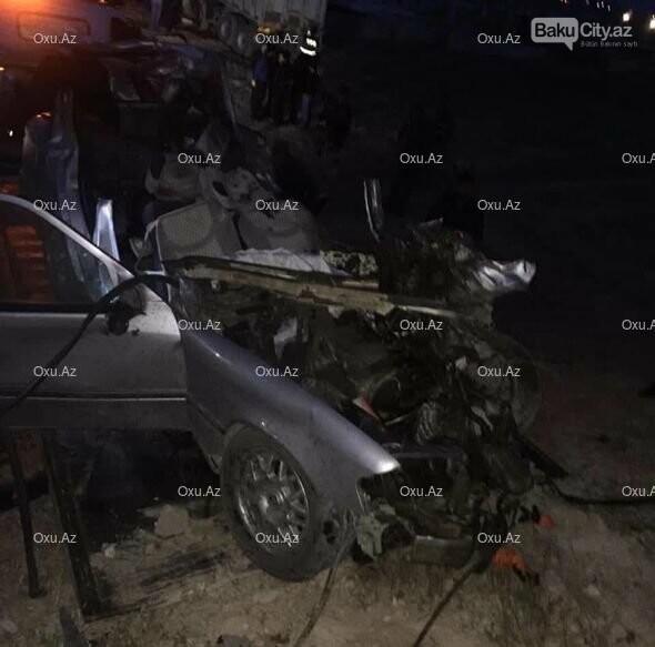 Bakı-Quba yolundakı qəzada 5 nəfər öldü - FOTO, fotoşəkil-3