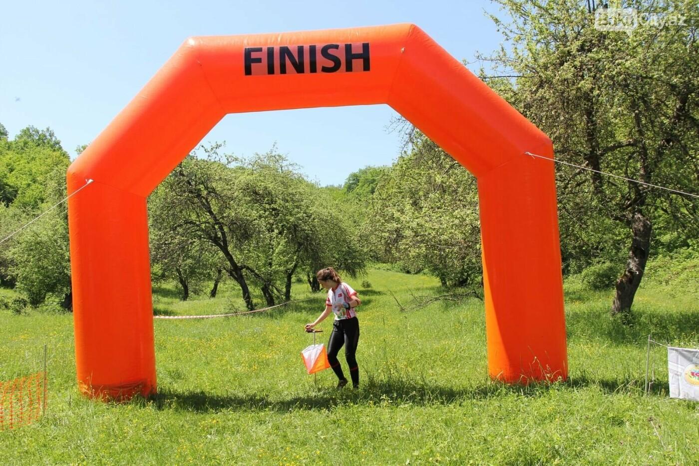 Bakıda Səmti müəyyənetmə üzrə Beynəlxalq yarış keçirilib - FOTO, fotoşəkil-1