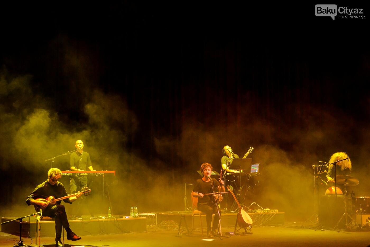 İsrailli musiqiçi Bakıda konsert verdi - FOTO, fotoşəkil-1