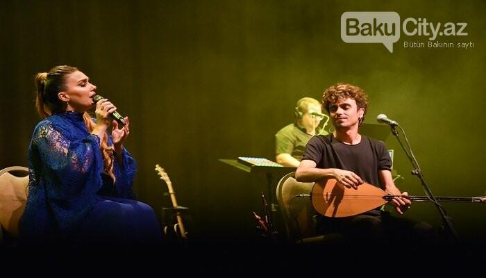İsrailli musiqiçi Bakıda konsert verdi - FOTO, fotoşəkil-4