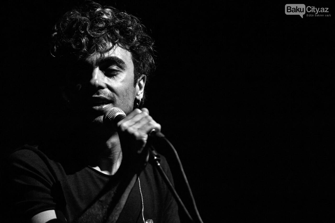 İsrailli musiqiçi Bakıda konsert verdi - FOTO, fotoşəkil-5