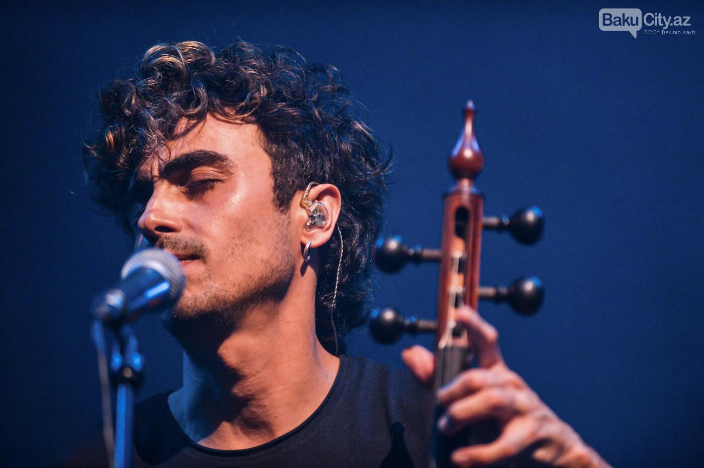 İsrailli musiqiçi Bakıda konsert verdi - FOTO, fotoşəkil-9