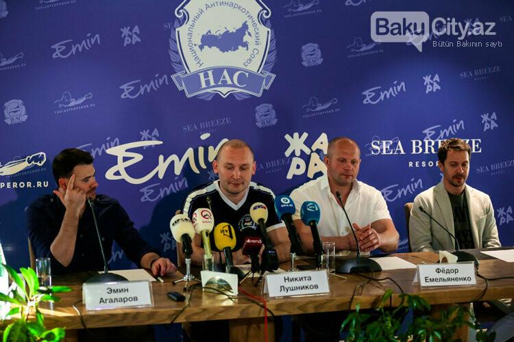 Rusiya Milli Anti-narkotik Birliyi Bakıda toplandı – FOTO, fotoşəkil-6