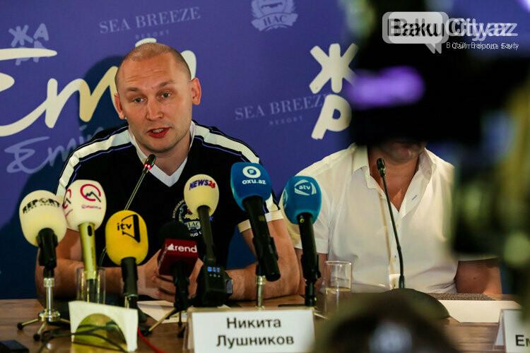 Rusiya Milli Anti-narkotik Birliyi Bakıda toplandı – FOTO, fotoşəkil-11