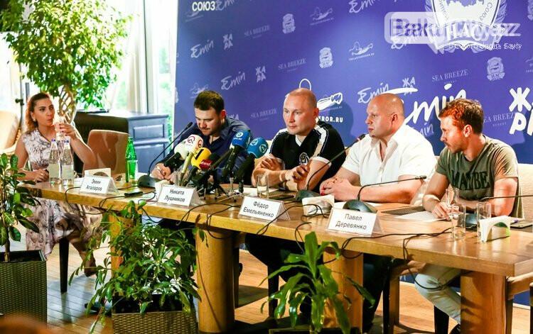 Rusiya Milli Anti-narkotik Birliyi Bakıda toplandı – FOTO, fotoşəkil-14