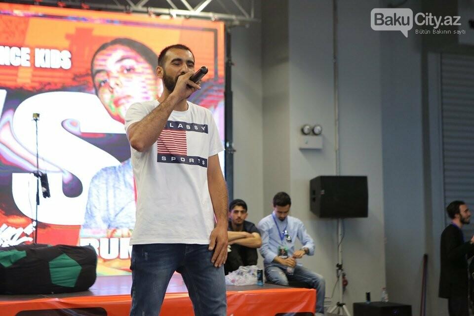 """Bakıda """"Break dance & Hip-Hop"""" rəqsləri üzrə müsabiqə keçirildi, fotoşəkil-11"""