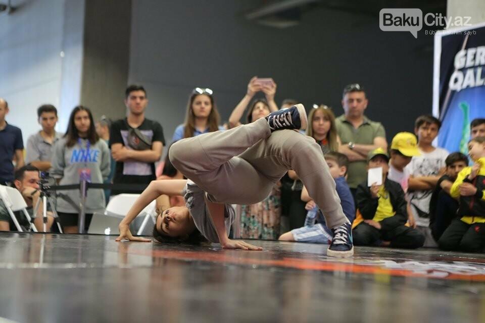 """Bakıda """"Break dance & Hip-Hop"""" rəqsləri üzrə müsabiqə keçirildi, fotoşəkil-12"""