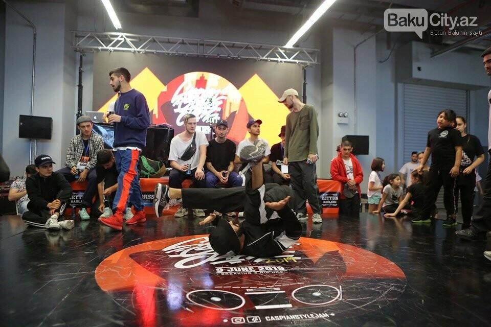 """Bakıda """"Break dance & Hip-Hop"""" rəqsləri üzrə müsabiqə keçirildi, fotoşəkil-14"""