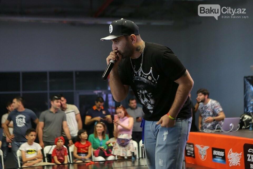 """Bakıda """"Break dance & Hip-Hop"""" rəqsləri üzrə müsabiqə keçirildi, fotoşəkil-19"""