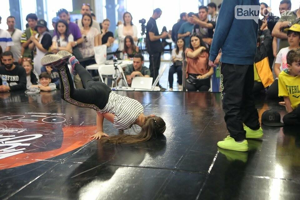 """Bakıda """"Break dance & Hip-Hop"""" rəqsləri üzrə müsabiqə keçirildi, fotoşəkil-27"""