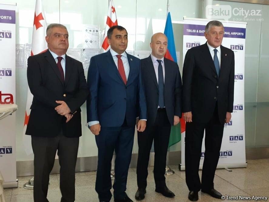 Bakıdan Batumiyə birbaşa aviareys açıldı, fotoşəkil-6