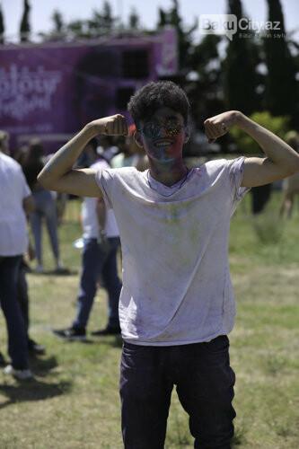 "Bakıda ""Colour Festival Azerbaijan 2019"" keçirildi, fotoşəkil-7"