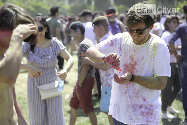 "Bakıda ""Colour Festival Azerbaijan 2019"" keçirildi, fotoşəkil-16"