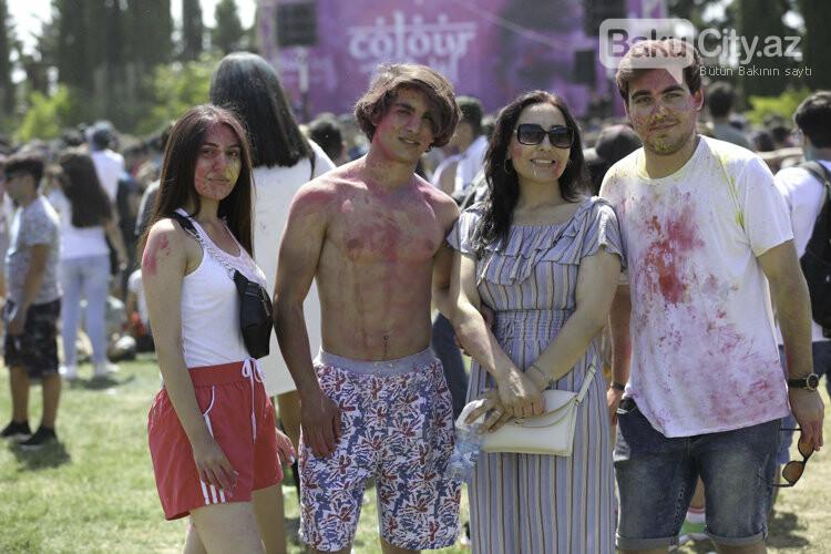 "Bakıda ""Colour Festival Azerbaijan 2019"" keçirildi, fotoşəkil-38"