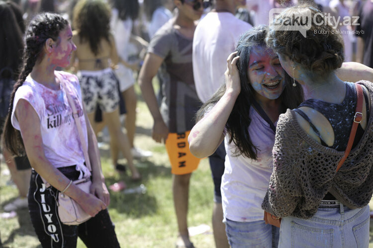 "Bakıda ""Colour Festival Azerbaijan 2019"" keçirildi, fotoşəkil-37"