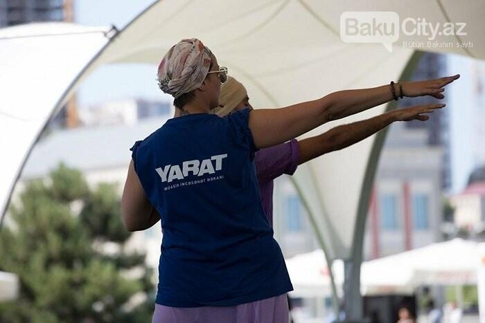 Bakıda yoqa və sağlamlıq festivalı keçirildi, fotoşəkil-13