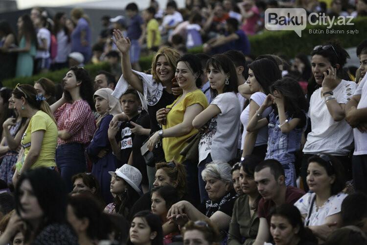 """Bakıda """"Rəqəmsal Səma Altında"""" konsert keçirildi - FOTO/VİDEO, fotoşəkil-9"""
