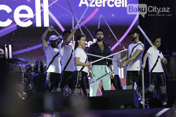 """Bakıda """"Rəqəmsal Səma Altında"""" konsert keçirildi - FOTO/VİDEO, fotoşəkil-11"""
