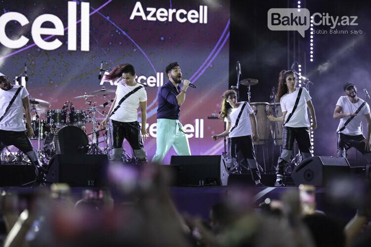 """Bakıda """"Rəqəmsal Səma Altında"""" konsert keçirildi - FOTO/VİDEO, fotoşəkil-12"""