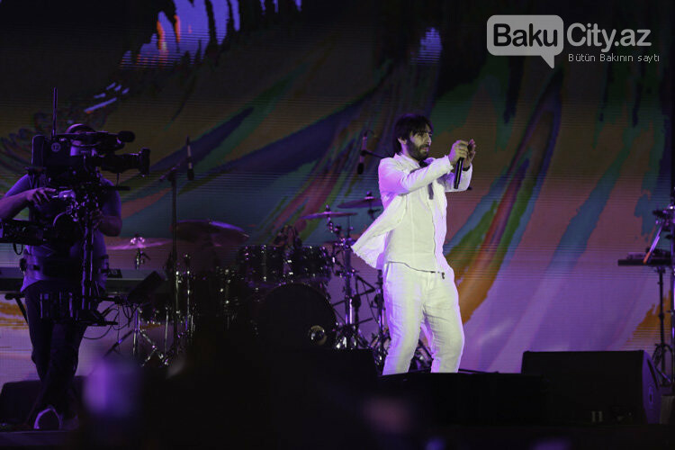 """Bakıda """"Rəqəmsal Səma Altında"""" konsert keçirildi - FOTO/VİDEO, fotoşəkil-14"""