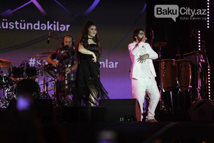 """Bakıda """"Rəqəmsal Səma Altında"""" konsert keçirildi - FOTO/VİDEO, fotoşəkil-18"""