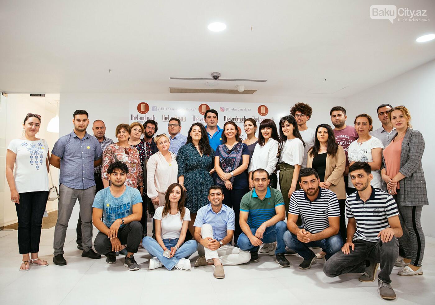 Bakıda bələdçilər üçün beynəlxalq təlim təşkil edildi, fotoşəkil-6