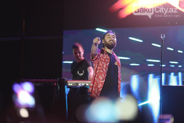 Mot Bakıda konsert verdi - FOTO, fotoşəkil-3