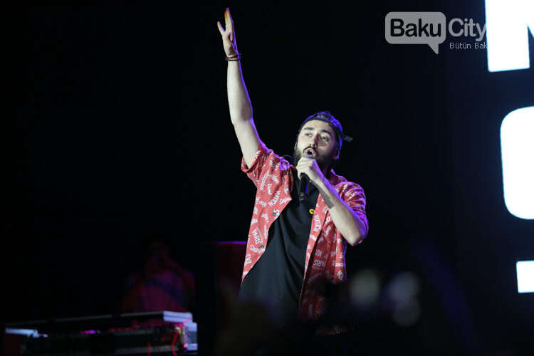 Mot Bakıda konsert verdi - FOTO, fotoşəkil-4