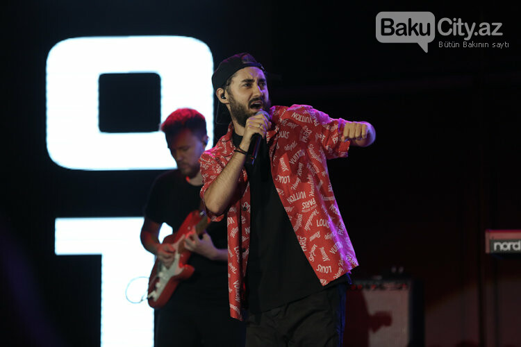 Mot Bakıda konsert verdi - FOTO, fotoşəkil-6