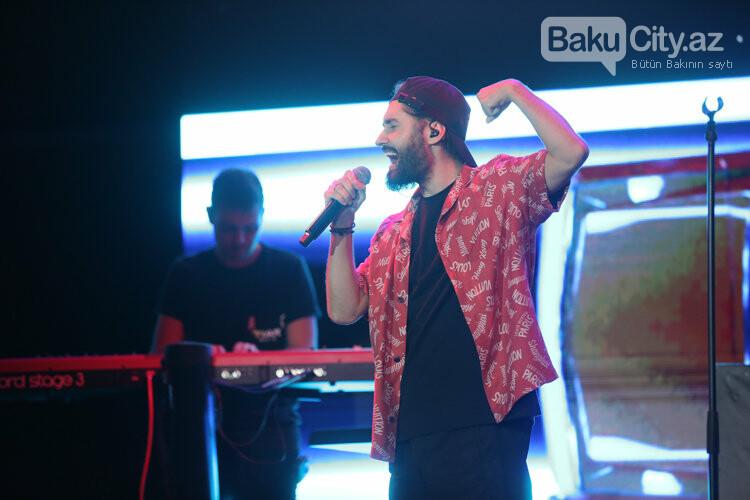 Mot Bakıda konsert verdi - FOTO, fotoşəkil-12