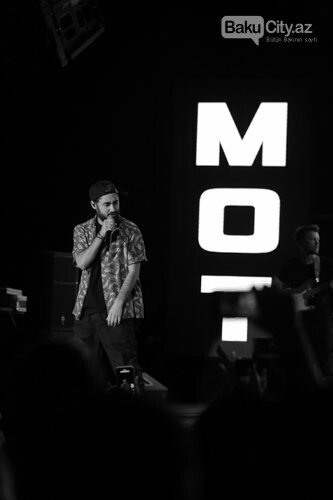 Mot Bakıda konsert verdi - FOTO, fotoşəkil-16