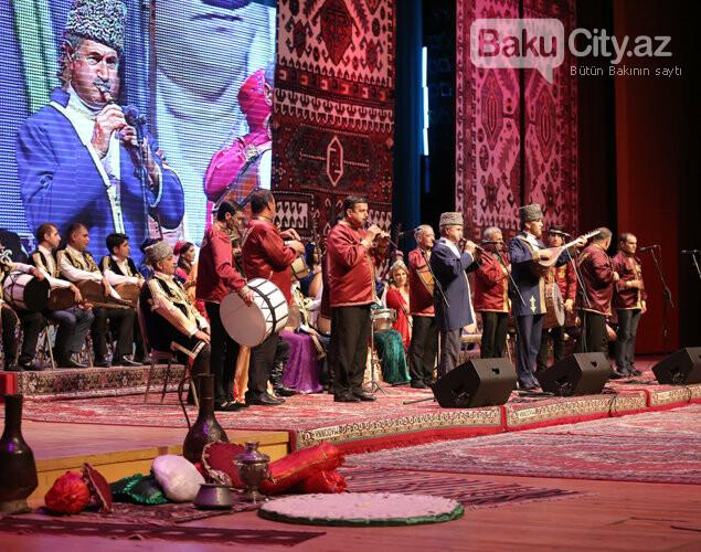 """Bakıda """"Sazlı-sözlü diyarım mənim"""" adlı konsert keçirildi – FOTO, fotoşəkil-1"""