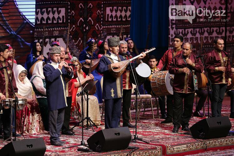 """Bakıda """"Sazlı-sözlü diyarım mənim"""" adlı konsert keçirildi – FOTO, fotoşəkil-2"""