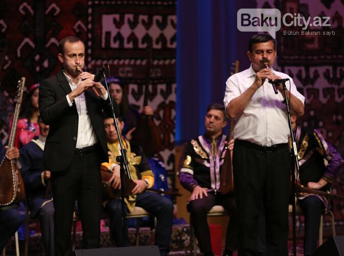 """Bakıda """"Sazlı-sözlü diyarım mənim"""" adlı konsert keçirildi – FOTO, fotoşəkil-19"""