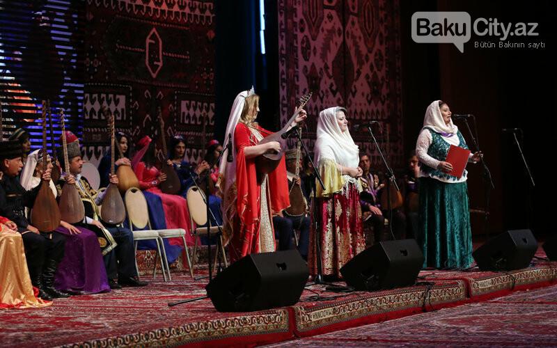 """Bakıda """"Sazlı-sözlü diyarım mənim"""" adlı konsert keçirildi – FOTO, fotoşəkil-24"""