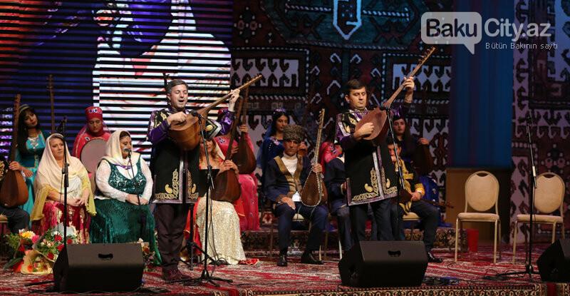 """Bakıda """"Sazlı-sözlü diyarım mənim"""" adlı konsert keçirildi – FOTO, fotoşəkil-28"""