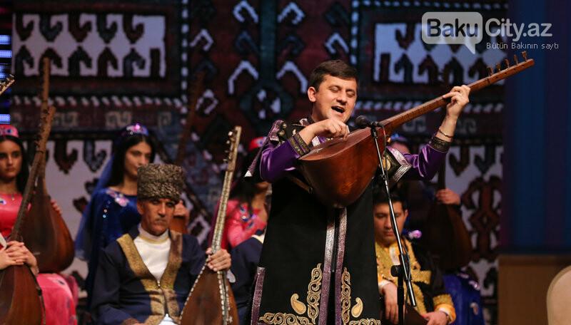 """Bakıda """"Sazlı-sözlü diyarım mənim"""" adlı konsert keçirildi – FOTO, fotoşəkil-27"""