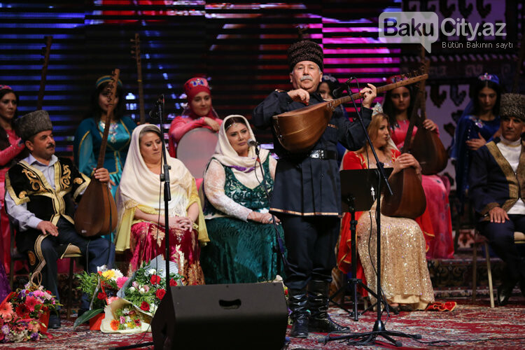 """Bakıda """"Sazlı-sözlü diyarım mənim"""" adlı konsert keçirildi – FOTO, fotoşəkil-39"""