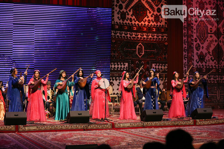 """Bakıda """"Sazlı-sözlü diyarım mənim"""" adlı konsert keçirildi – FOTO, fotoşəkil-50"""