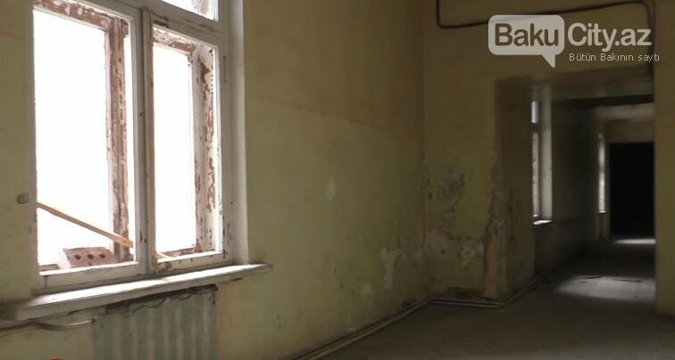 Bakıda tarixi filmlərin çəkildiyi bina acınacaqlı durumdadır -  FOTO / ARAŞDIRMA, fotoşəkil-2