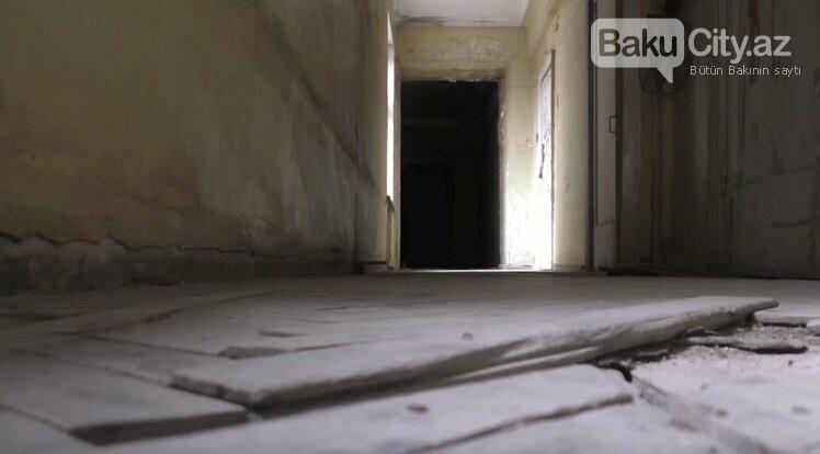 Bakıda tarixi filmlərin çəkildiyi bina acınacaqlı durumdadır -  FOTO / ARAŞDIRMA, fotoşəkil-4