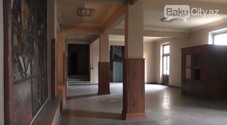 Bakıda tarixi filmlərin çəkildiyi bina acınacaqlı durumdadır -  FOTO / ARAŞDIRMA, fotoşəkil-3