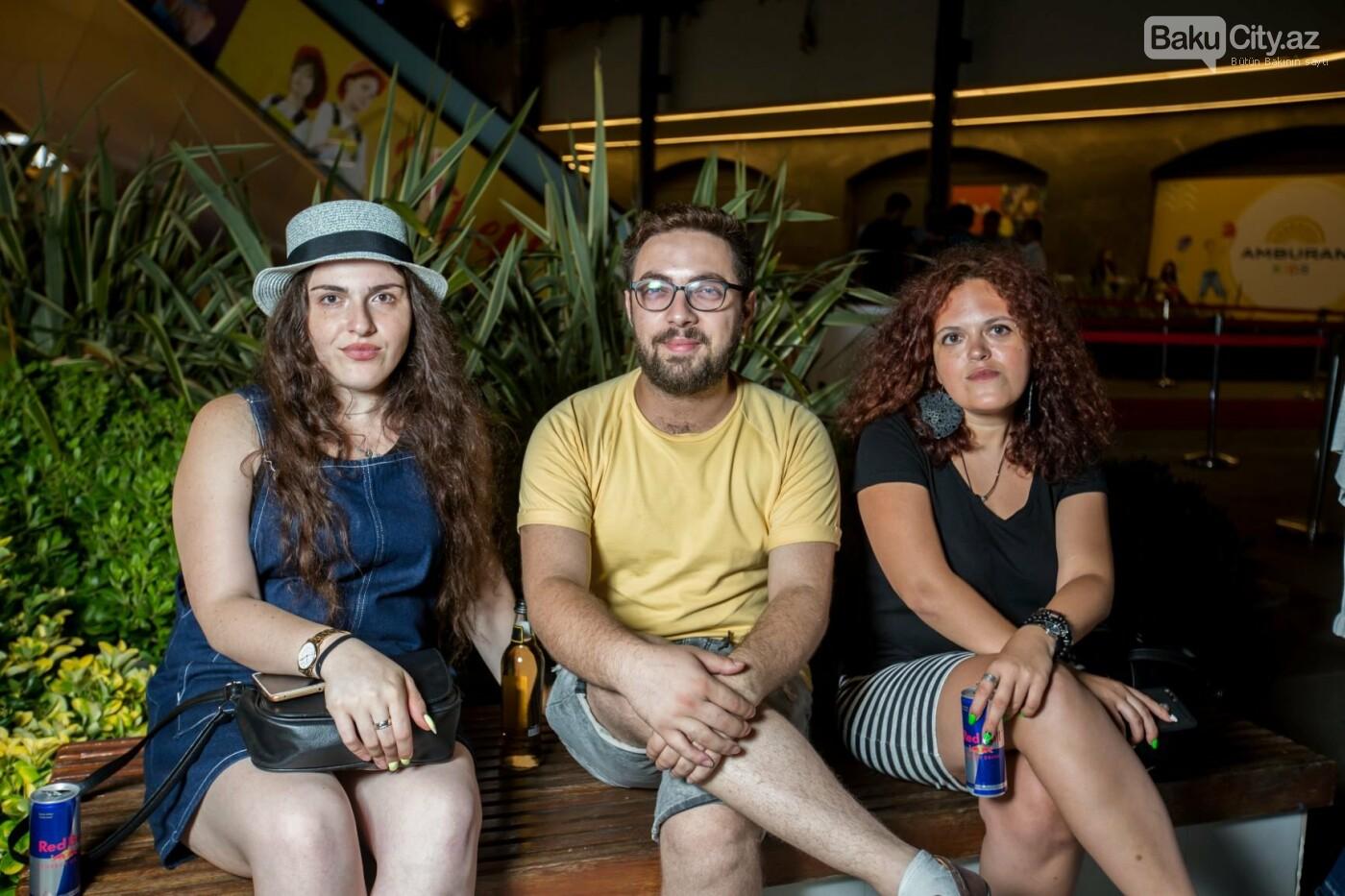 """Bakıda üç filmin nümayişi ilə """"Kino Gecəsi"""" keçirildi - FOTO, fotoşəkil-15"""