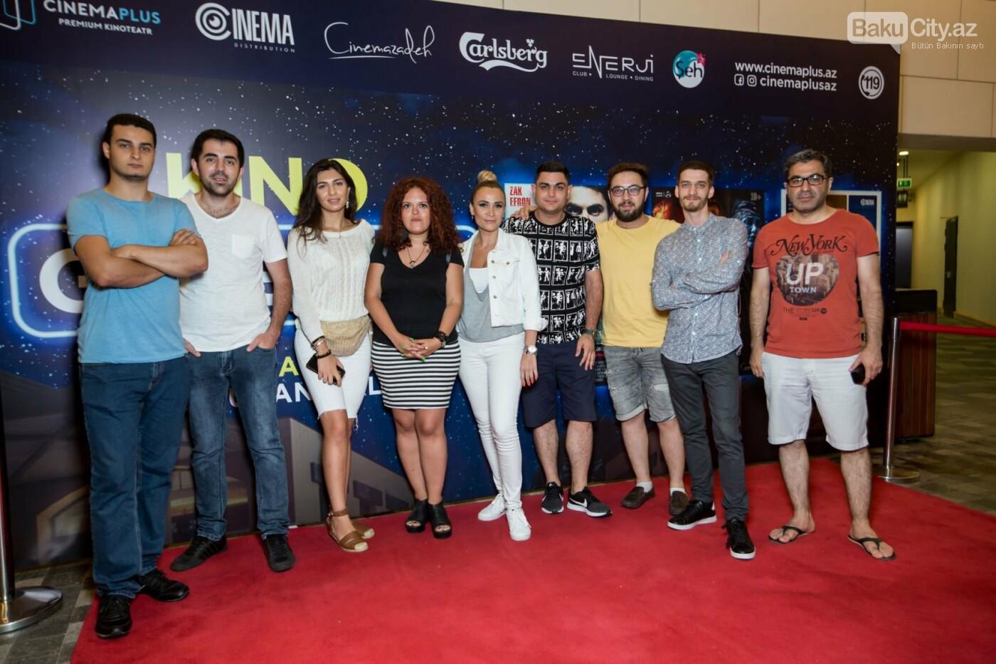 """Bakıda üç filmin nümayişi ilə """"Kino Gecəsi"""" keçirildi - FOTO, fotoşəkil-18"""