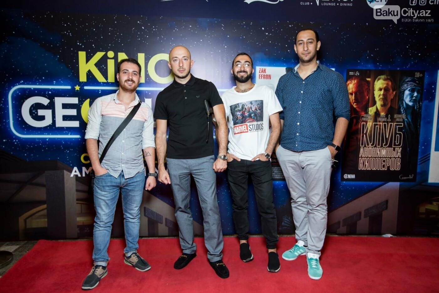 """Bakıda üç filmin nümayişi ilə """"Kino Gecəsi"""" keçirildi - FOTO, fotoşəkil-29"""