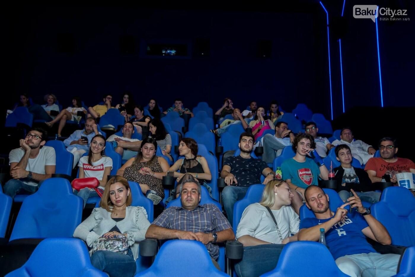 """Bakıda üç filmin nümayişi ilə """"Kino Gecəsi"""" keçirildi - FOTO, fotoşəkil-33"""