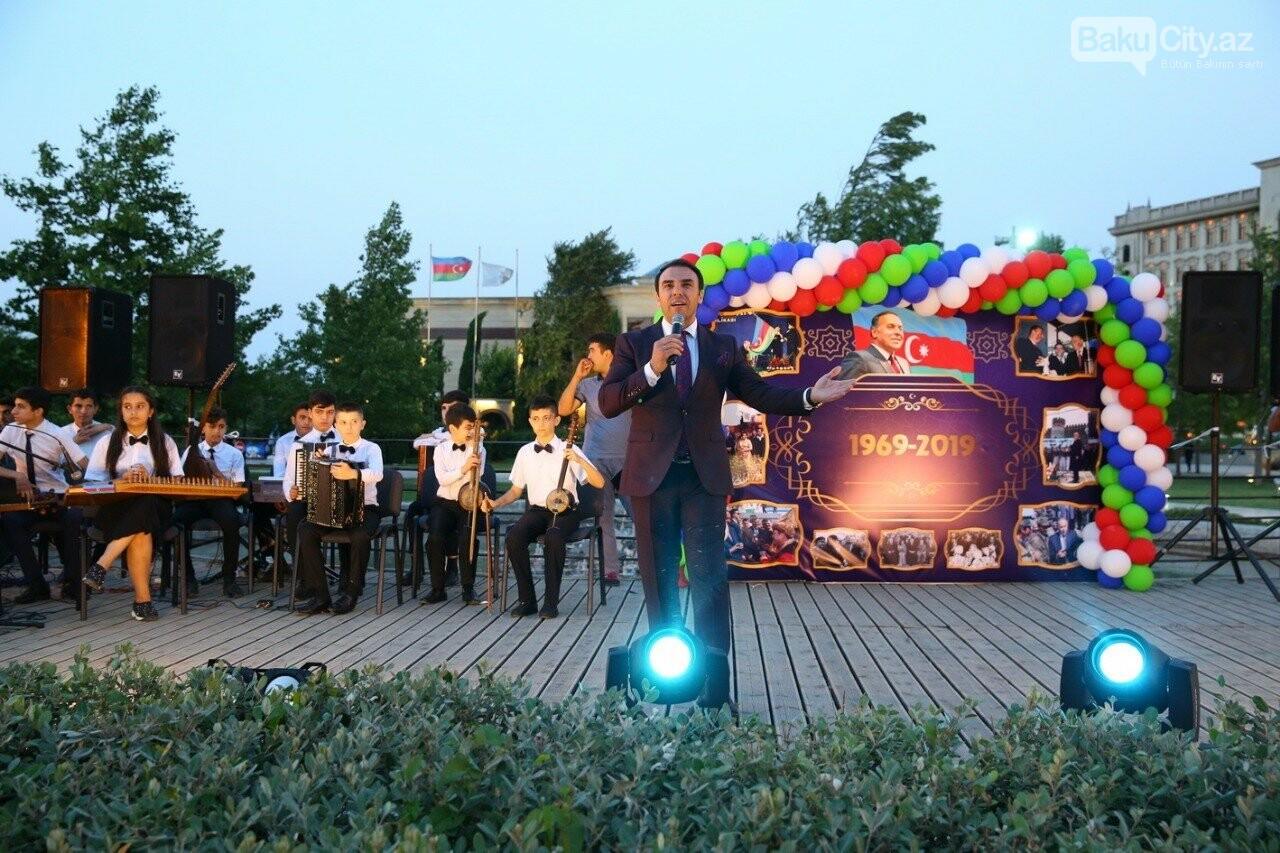 Bakıda konsert keçirildi - FOTO, fotoşəkil-2