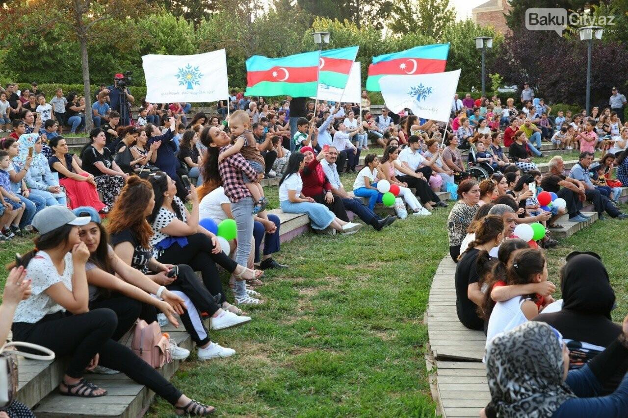 Bakıda konsert keçirildi - FOTO, fotoşəkil-3